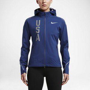 Nike Womens Team USA Women's Running Jacket XXL